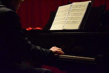 Momento musicale con Patrizio Paci