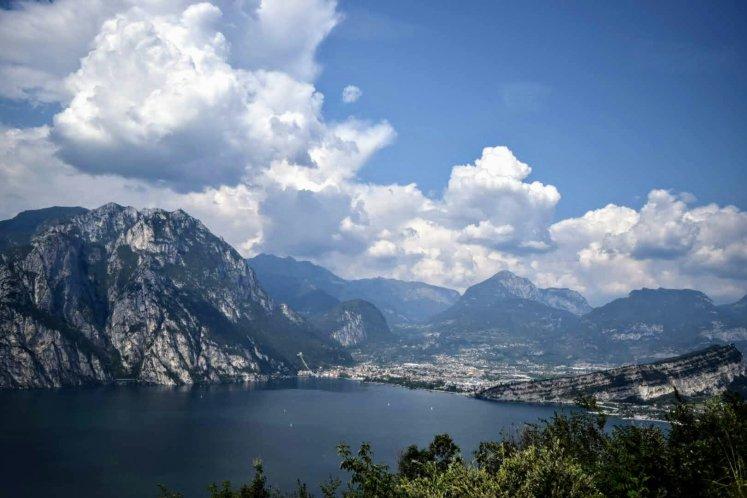 Vista sul Lago e Riva del Garda