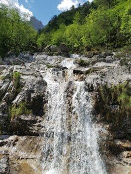 L'erosione dell'acqua