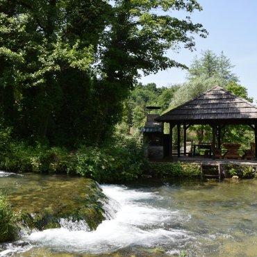 Rastoke, il villaggio dei mulini